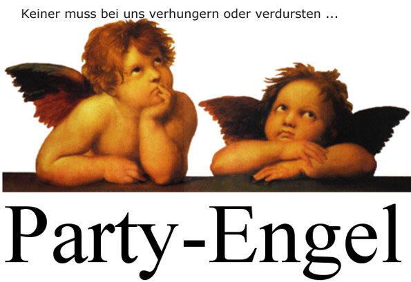 Party Engel Reklame2020